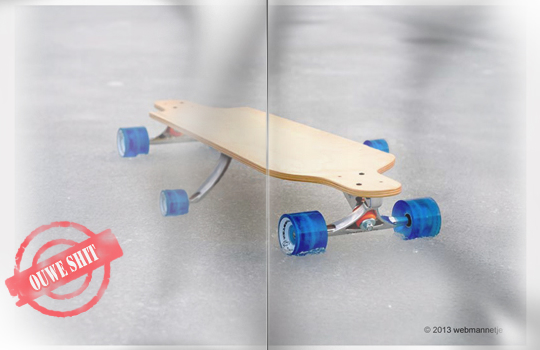 Longboard for noobs